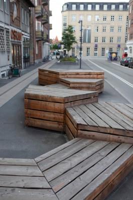Troels Øder Hansen Staging the City