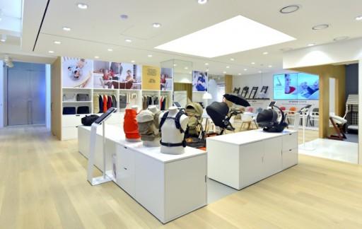 Troels Øder Hansen Stokke flagship store