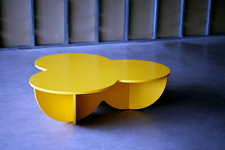 Troels Øder Hansen Bubbles table